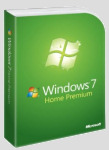 Microsoft Windows 7 Home edition.